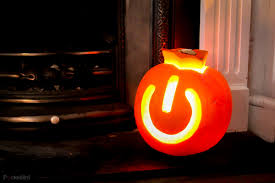 best geek halloween pumpkins from around the u0027net pocket lint
