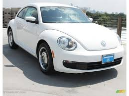 volkswagen bug 2013 2013 candy white volkswagen beetle 2 5l 69728305 photo 2