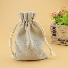small burlap bags factory sale 10x14cm 10pcs color small burlap drawstring