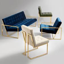Armchairs Sydney Goldfinger Lounge Chair Modern Furniture Jonathan Adler