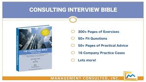 Victor Cheng Consulting Resume Toolkit The Consulting Interview Bible Dominate Your Mckinsey Bain And