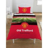 Manchester United Bed Linen - manchester united bedroom at rest and play