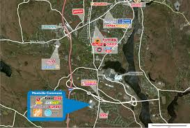 Mohegan Sun Map Montville Commons Phillips Edison U0026 Company