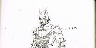 jim lee u0027s u0027earth 2 u0027 batman design revealed