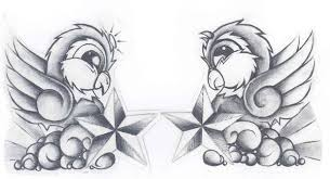 new school tattoo drawings black and white bird tattoo by despisedicon2288 on deviantart