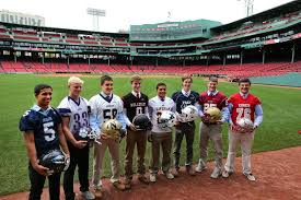 matchups set for thanksgiving football at fenway the boston globe