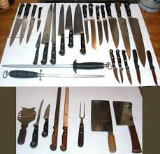 my kitchen knives what of kitchen knives do you use cookware stainless