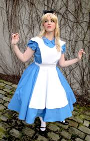 alice wonderland alice costumes movie