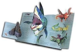 robert sabuda encyclopedia prehistorica sharks and other sea monsters robert