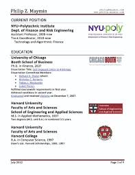 Resume Samples For Professors by Resume Format Assistant Professor Free Resume Example And
