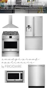 Kitchen Explore Your Kitchen Appliance by Resist Fingerprints On Your Appliances With Smudge Proof Stainless