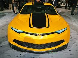 chevrolet camaro transformers bumblebee won t be a camaro in the next transformers movie carbuzz