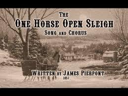 jingle bells original 1857 melody chorus instrumental tom roush
