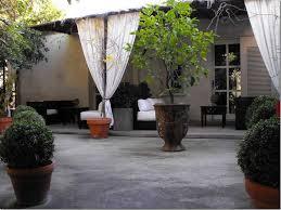 Pretty Backyard Ideas Garden Ideas Concrete Yard Interior Design