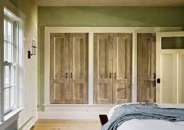 Wood Closet Doors 14 Closet Door Designs Ideas Design Trends Premium Psd