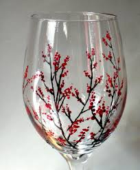 best 25 painted wine glasses ideas on diy wine