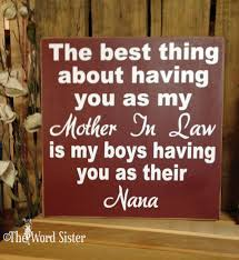 Meme Grandmother Gifts - mother in law gift grandma gift the best thing about