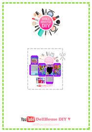 Miniature Jeffree Star Lipstick Dollhouse by September 2016 U2013 Dollhouse Diy