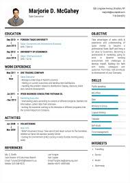 13 slick and highly professional cv templates guru template south