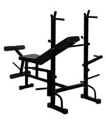 Multi Gym Bench Press Bench Press Buy Gym Exercise Bench Online Upto 70 Off At Snapdeal