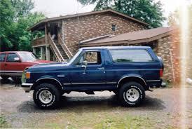 blue bronco car codered4life03 1987 ford bronco specs photos modification info