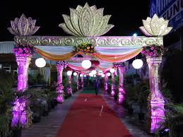 wedding stage decoration in hyderabad wedding stage flower