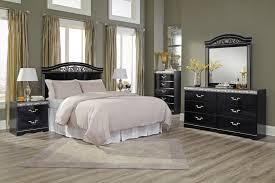 constellations 4pc queen panel bedroom set