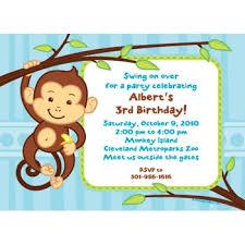 baby shower monkey monkey baby shower invitations baby shower ideas