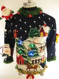 mens light up ugly christmas sweater get ready for your ugly sweater party here are the best ugly