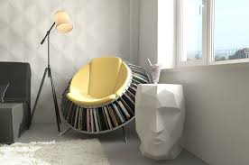 comfy library chairs office furniture best reading chairs for your back yellow reading
