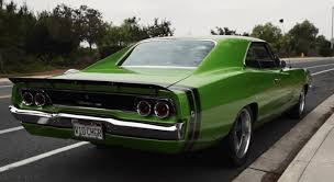 1968 dodge charger green oustanding v10 powered 1968 dodge charger custom cars
