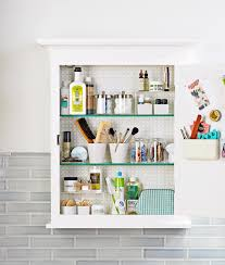 can you paint a metal medicine cabinet 19 clever ways to organize bathroom cabinets better homes