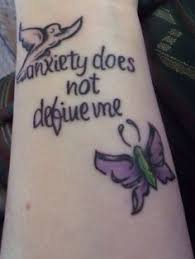 Depression Tattoos Ideas Bipolar Quote Tattoo Bpd She Is A Soldier In The War Against