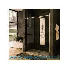 ferbox cabine doccia porta doccia scorrevole imageline qubo cristallo trasparente 8mm