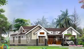 Single Floor 4 Bedroom House Plans Kerala by Modern Single Floor 4 Bedroom Home Kerala Home Design Bloglovin U0027