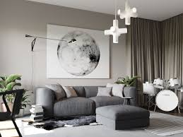stylish contemporary apartment in kiev
