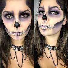 halloween makeup look using younique cosmetics ditch the
