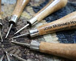 Antique Rug Hooking Tools Rug Hooking Etsy