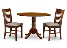 drop leaf dining room table drop leaf kitchen table with 2 round stools u2014 emerson design