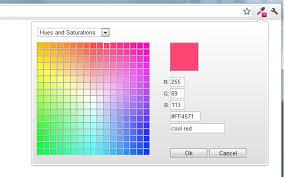 colorzilla chrome web store