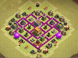 coc map layout th6 all best town hall 6 base ever coc th 6 bases th6 anti