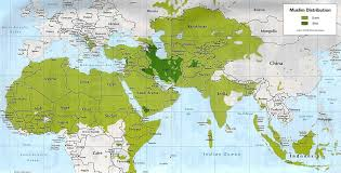 Egypt World Map by