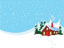 winter scene powerpoint templates buildings u0026 landmarks free