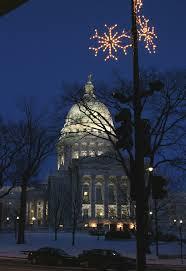 downtown seasonal lighting ceremony shine on