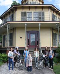 octagon house scouts at full octagon house buffalo healthy living