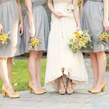 shoes for wedding dress gray bridesmaids dresses yellow wedding shoes san diego wedding