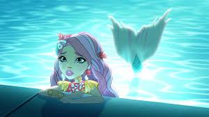 meeshell mermaid cartoon ever after high wiki fandom powered