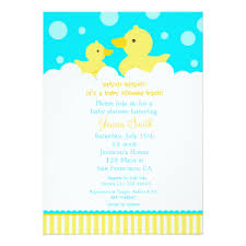 duck baby shower invitations rubber ducky baby shower invitations baby shower invitations