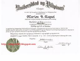 tidbits and bytes example of college diploma university of the