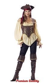 women costume women s rustic pirate costume costumes